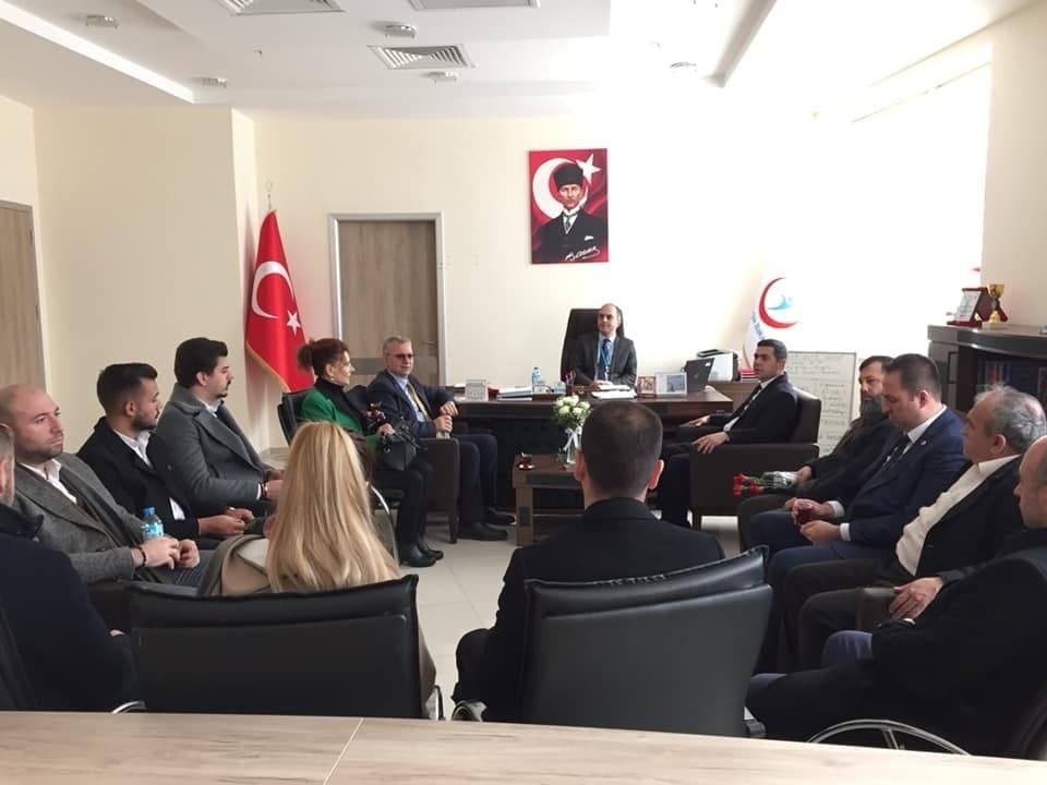"""Helvacıoğlu: """"Kalbimiz sizinle atıyor"""""""