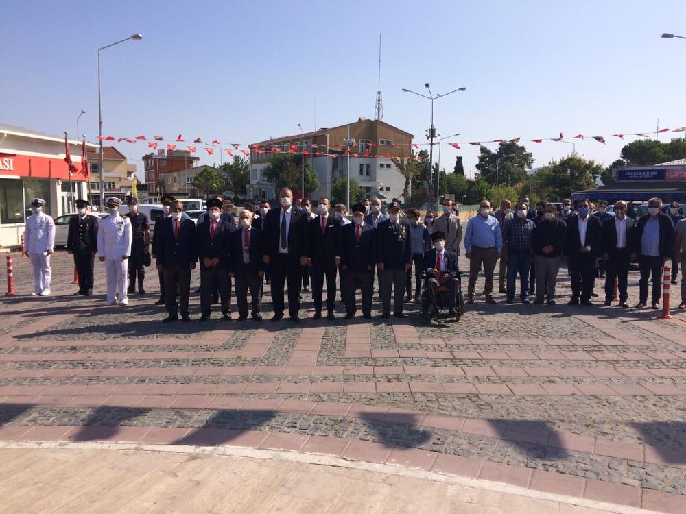 Gaziler Günü Enez'de de kutlandı