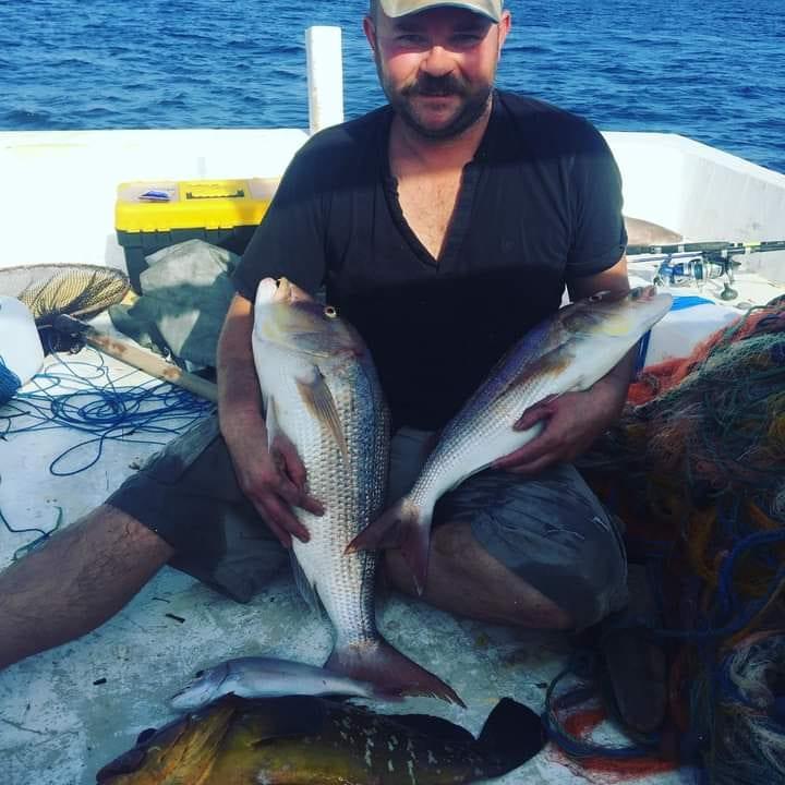 Saros da balık bereketi..