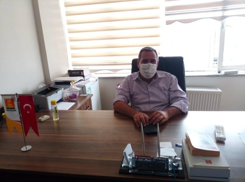 Enez Belediye Başkanlığına Osman Gülcan vekalet ediyor