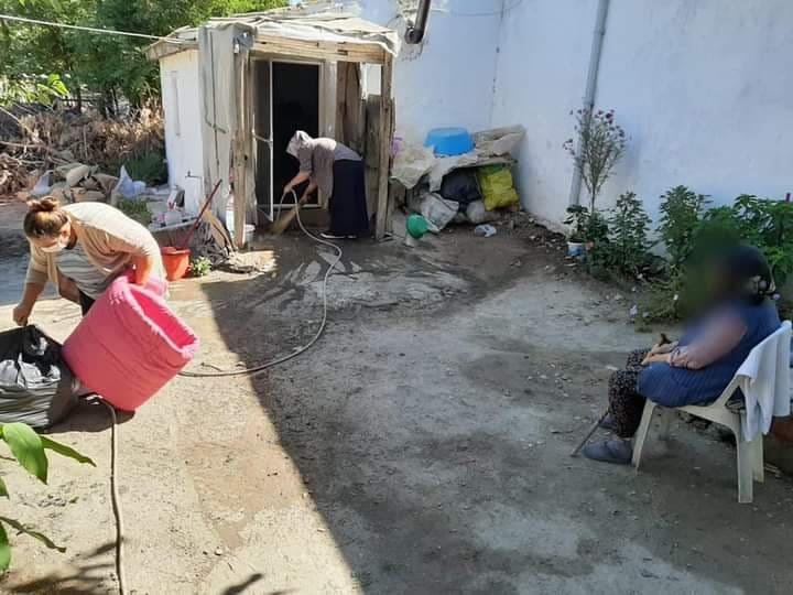 Enez Kaymakamlığı ihtiyaç sahibi olanlara evde ücretsiz hizmet veriyor