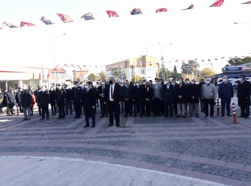 Enez'in Düşman İşgalinden Kurtuluşunun 98. Yılı kutlandı