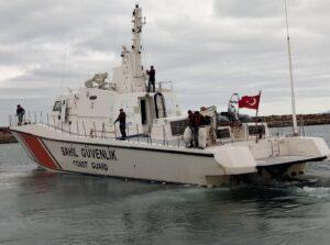 Saros'da yasadışı avlanan iki balıkçı teknesine 101.732 TL ceza kesildi